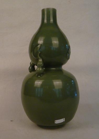 龙泉窑葫芦瓶